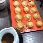 玉子焼専門店 松竹 - 玉子焼 (明石焼) デフォ