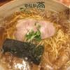 やなか草 - 料理写真:支那そば(醤油)¥650
