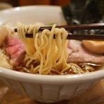 Homemade Ramen 麦苗 - 特製醤油ラーメンリフトアップ
