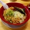 らーめん 麺虎 - 料理写真:「汁なし 油そば小盛」749円税抜