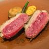 レストラン アベー - 料理写真:イノシシのロース