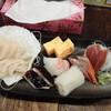 早池峰 - 料理写真:お刺身盛り合わせ