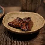 石垣吉田 - 石垣牛の味噌漬け