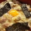京橋 都鳥 - 料理写真:親子丼