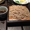 文楽 東蔵 - 料理写真:日本酒とそば。どちらも素晴らしい。
