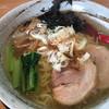 らぁ麺 てっぺん - 料理写真:塩煮干ラーメン ¥700