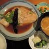 梟 - 料理写真:鰈の煮付け定食