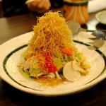 鮨 花吉 - 海鮮サラダ