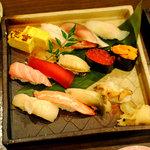 鮨 花吉 - 寿司 うまうま