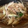 千喜庵~手打ち蕎麦~ - 料理写真:地鶏そば(1300円)