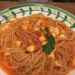 ジョリーパスタ - その他写真:イタリアントマトとモッツァレラチーズ