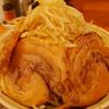 ラーメン いち大 - 料理写真:ラーメン(300グラム)豚マシ950円。