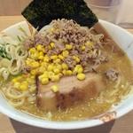 麺処つむじ - 味噌らーめん(800円)