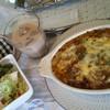 茱萸 - 料理写真:カレードリアのセット