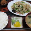 中日軒 - 料理写真:野菜炒め定食
