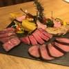 ダ・ブッチャーズ - 料理写真:熟成肉の盛り合わせ