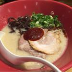 博多 一風堂 - 料理写真:赤丸新味 ¥850-