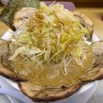 とむちゃん - 味噌ネギチャーシューメン