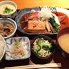 仁松庵 - 料理写真:金目の煮付け定食