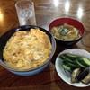 葉月 - 料理写真:玉子丼