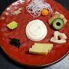 笹乃雪 - 料理写真:生盛膾(いけもりなます)