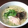タイ ベトナム料理 GreeN - 料理写真:魚介系スープとWスープのグリーンカレーラーメン