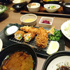 新宿さぼてん - 料理写真:秋のにぎわい定食