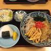 松月庵 - 料理写真:冷やしランチ(750円)【平成28年9月25日撮影】