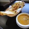 プラシッダ - 料理写真:野菜カレー&ナン♪