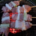 門馬商店 - 料理写真:ねぎま美味!