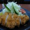 とんかついいとも - 料理写真:茨城県産豚ロース使用。