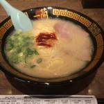 一蘭 - ラーメン790円
