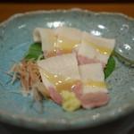 鮨 おさむ - ミンクの畝須