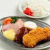 赤丸食堂 - 料理写真:特ランチ