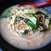 長秀龍 - 料理写真:野菜白胡麻坦々麺