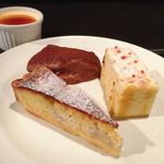 布田3丁目 Luida Riche - バナナタルト・チョコムース・チーズケーキ