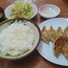 中華料理 春囍 - 料理写真:餃子定食850円