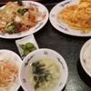 台湾料理天龍 - 料理写真:日替わりランチ