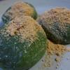 野原丸政商店 - 料理写真:きな粉をかけて