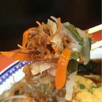 春来 - その他写真:フライ麺(皿うどん)