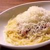 ピソラ - 料理写真:究極のカルボナーラ