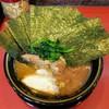 ラーメン環2家 - 料理写真:ラーメン650円麺硬め。海苔増し50円。