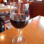 ピッツェリア バッコ - グラスワイン(赤)