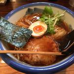 AFURI - 醤油らーめん 880円