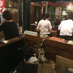 寿 - 店内