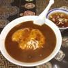 中国料理 龍門 - 料理写真:カレー丼*\(^o^)/*どーん*\(^o^)/*