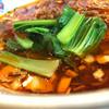 神龍 - 料理写真:酸辛湯麺       コントラストが美しい♪
