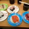 回転寿司森田 - 料理写真:新鮮なネタばかりです