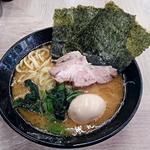 らーめん 武双家 - 料理写真:【味玉らーめん】¥700