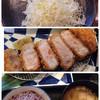 金の豚 - 料理写真:六白黒豚膳 (120g) 1900円